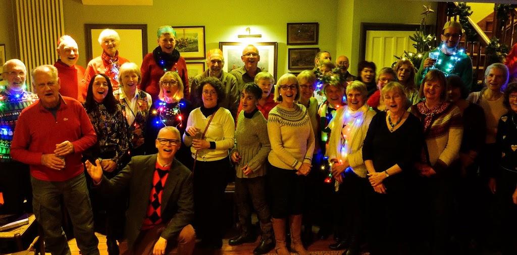 Strickland Arms singing Dec.14 2021